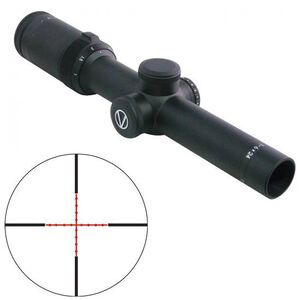 Sun Optics Vixen Performance 1-6X24 30mm Riflescope MD IR