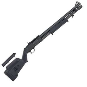"""Mossberg 590A1 Magpul Special Purpose Pump Action Shotgun 12 Gauge 20"""" Barrel 3"""" Chamber Cylinder Bore 9 Rounds Ghost Ring Sights Magpul Stock Parkerized 51773"""