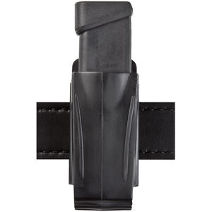 Safariland 71 Magazine Pouch Fits Almost Any Mag Polymer Black 71-2-2