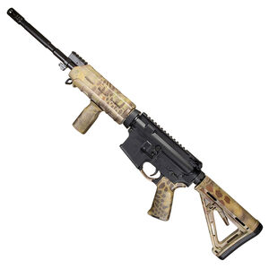 "Windham Weaponry SRC AR-15 5.56 NATO Semi Auto Rifle 16"" Barrel 30 Round Magazine Kryptek Mandrake Camo"