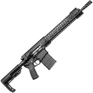 "POF Revolution Gen4 AR .308 Win Semi Auto Rifle 20 Rounds 16.5"" Barrel M-LOK Handguard Black"