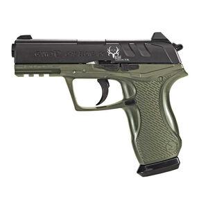 Gamo C-15 Bone Collector Blowback Pistol .177 Pellets/BB's 16 Shots C02 Power Source 430 Feet Per Second Fixed Sights Green/Black Finish