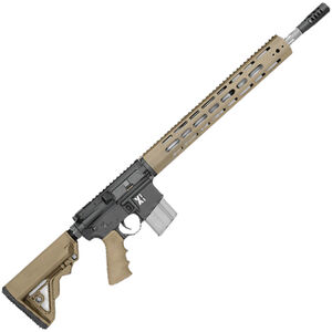 "Rock River LAR-15 X-1 5.56 NATO Semi Auto Rifle 30 Rounds 18"" Barrel Tan"