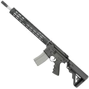 "Rock River LAR-15 R3 Competition AR15 5.56 NATO Semi Auto Rifle 30 Rounds 18"" Barrel Free Float Handguard Adjustable Stock Black"