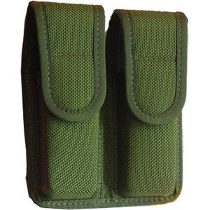 Bianchi Accumold Double Magazine Pouch Military OD Olive Drab 7302