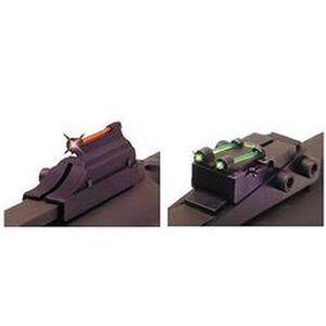 """TRUGLO 1/4"""" Pro-Series Magnum Gobble-Dot Fiber Optic Shotgun Sights Contrasting Colors TG944A"""