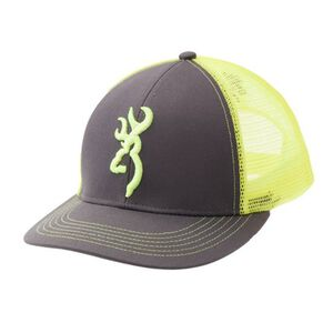 Flashback Cap Charcoal/Green