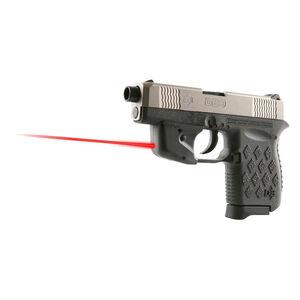 Laserlyte Gun Sight Training Laser Diamondback .380 and 9mm Trigger Guard Mount Black UTA-DB