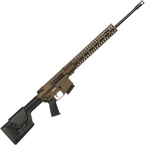 "CMMG Endeavor 300 MK4 .224 Valkyrie AR-15 Semi Auto Rifle 24"" Barrel 10 Rounds RML15 M-LOK Handguard Magpul PRS Fixed Stock Midnight Bronze Finish"