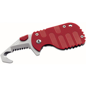 "Boker Plus Rescom Red  Rescue Knife 1 7/8""  Blade"