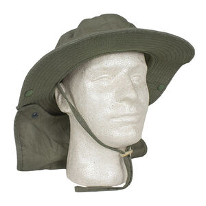 Fox Outdoor Advanced Hot Weather Boonie Hat OD Green 75-30