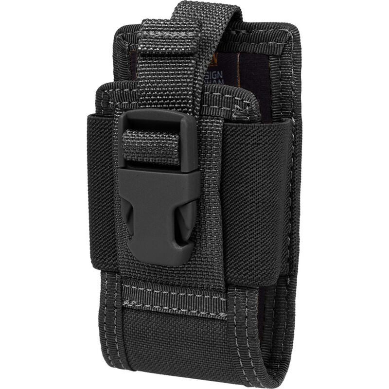"Maxpedition Cell Pouch 3""x1""x5""1000 Denier Nylon Black"