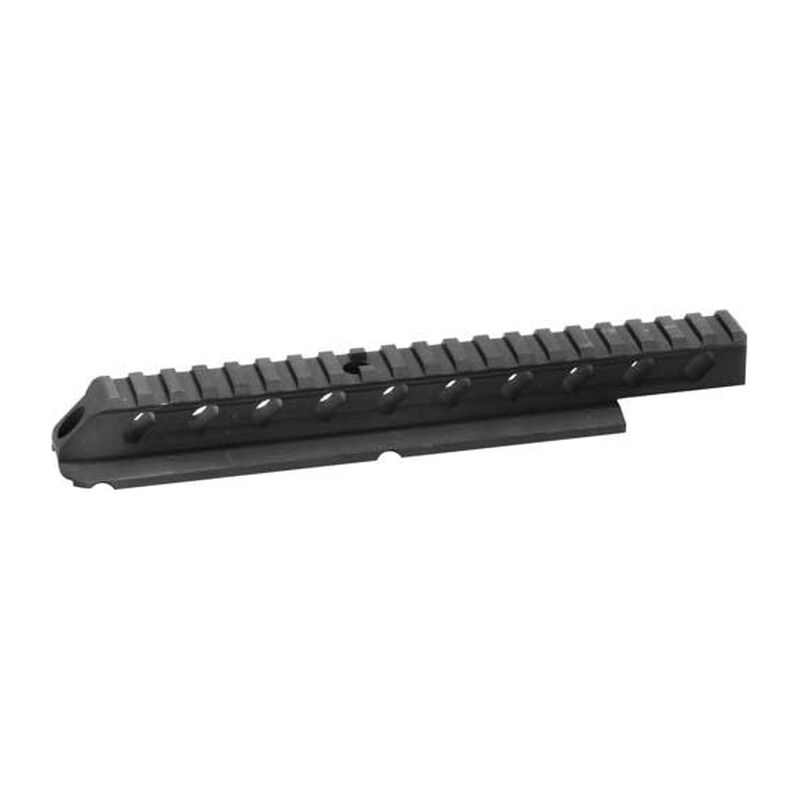 Gear Head Works IWI Tavor X95 Razorback Short Rail Billet 6061 Aluminum Hard Coat Anodized Matte Black Finish