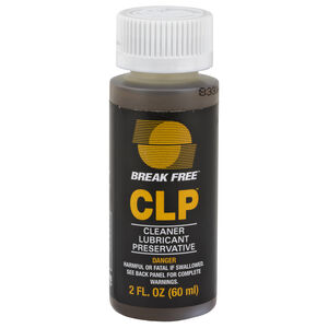 Break-Free CLP Cleaner Lubricant and Preservative 2 oz Bottle 10 Pack