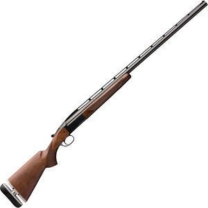 "Browning BT-99 Micro 12 Gauge Single Shot Shotgun 32"" Barrel 2-3/4"" Chamber 1 Round Graco Walnut Stock with Adjustable LOP Blued Finish"