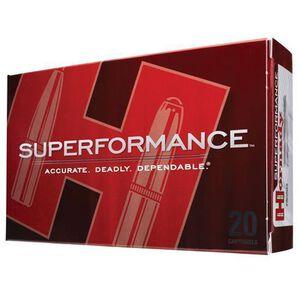 Hornady Superformance .35 Whelen Ammunition 20 Rounds SP 200 Grains 81193