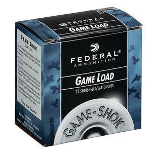 """Federal Game Shok Upland Game Load 16 Gauge Ammunition 2-3/4"""" #8 Lead Shot 1 Ounce 1165 fps"""