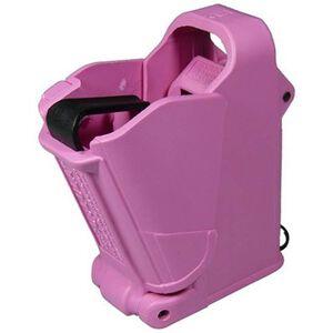 Maglula UpLULA Universal Pistol Magazine Loader Multiple Calibers Polymer Pink UP60P