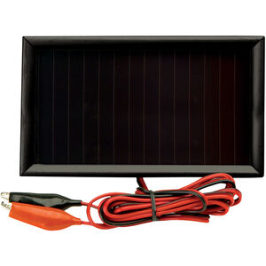 GSM Outdoors American Hunter 12v Solar Charger Economy