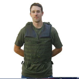 Fox Outdoor Modular Tactical Vest Olive Drab