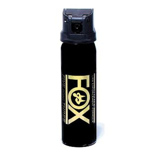 Fox Labs Fox Five Point Three Law Enforcement Pepper Spray 4 oz Flip Top Cone Fog 42FTM