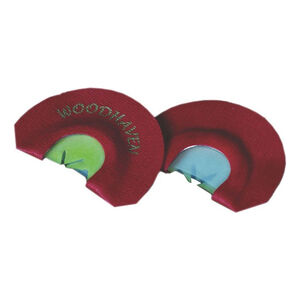 Woodhaven Custom Calls Raspy Red Reactor 3 Reed Mouth Call
