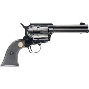 "Chiappa Firearms SAA 1873 Regulator Single Action Revolver .38 Special 4.75"" Barrel 6 Rounds Polymer Grip Black Finish"