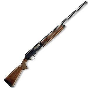 "Browning A5 Hunter Semi Auto Shotgun 12 Gauge 30"" Vent Rib Barrel 3"" Chamber 4 Rounds Walnut Wood Furniture Gloss Finish Matte Black 0118003003"