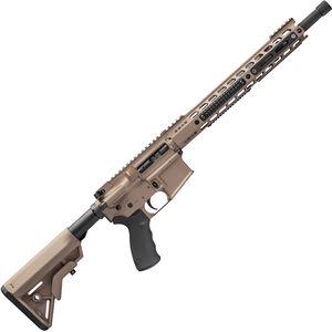 "Alexander Arms .50 Beowulf Tactical Semi Auto Rifle 16.5"" Barrel 7 Rounds Geissele Trigger Freefloat Handguard Flat Dark Earth Cerakote Finish"