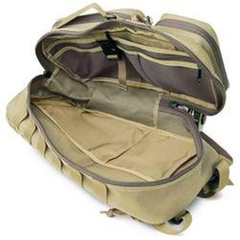 Maxpedition Hard Use Gear 0431B Sitka Gearslinger Backpack Nylon Black
