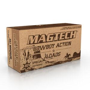 Magtech .357 Magnum Ammunition 50 Rounds LFN 158 Grains 357L