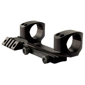 Warne Scope Mounts R.A.M.P. 34mm Scope Mount 1 Piece Mount Aluminum Black RAMP34