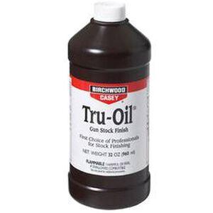 Birchwood Casey Tru-Oil Gun Stock Finish 32 oz Bottle 23132