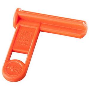 ERGO Grip Shotgun Safety Chamber Flag 2 Pack Orange