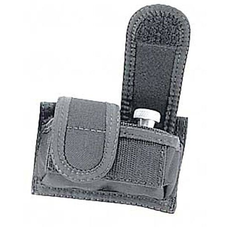 Uncle Mike's Universal Double Speedloader Pouch Cordura Black