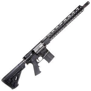 "ATI RIA MILSPORT AR-15 Semi Auto Rifle .450 Bushmaster 16"" Barrel 5 Rounds Aluminum Receivers 15"" Freefloat Keymod Handguard Fixed Stock Black Finish"