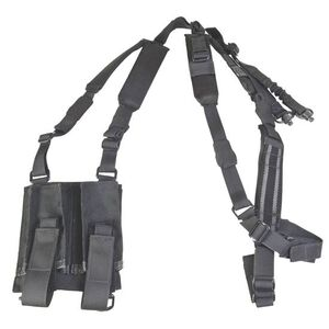 Troy Industries M7A1 PDW Shoulder Harness Nylon Black
