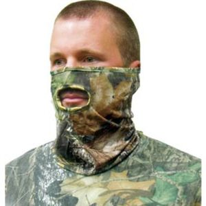 Primos Stretch Fit 1/2 Face Mask Mossy Oak Break Up 6229