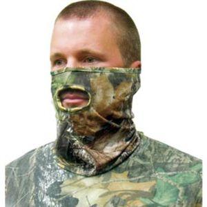 Primos Stretch Fit 1/2 Face Mask Mossy Oak Break Up 6229