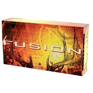 Federal Fusion .300 Winchester Magnum Ammunition 20 Rounds Bonded SPTZ BT 165 Grains F300WFS2
