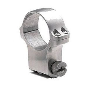 """Ruger 1"""" Hawkeye Scope Ring High Stainless Steel 90291"""