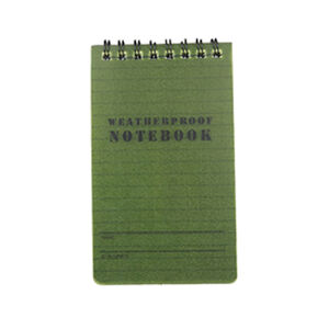 5ive Star Gear Weatherproof Notebook