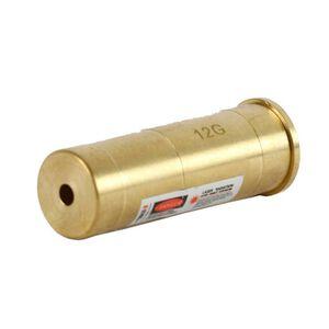 JE Machine Laser Boresighter 12 Gauge Brass