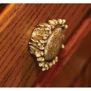 River's Edge Products Antler Round Drawer/Cabinet Pulls  657