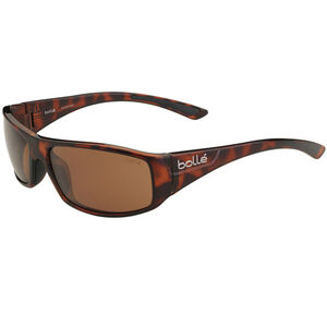Bolle Weaver Sunglasses Tortoise Frames Amber Lenses 11933