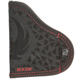 Allen Ruger Stash Pocket Holster LCP/LCP II Ambidextrous Size 12 Nylon Black