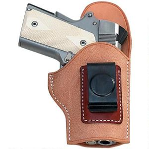 El Paso Saddlery EZ Carry for Kahr PM-/PM40/MK9/MK40, Right/Russet