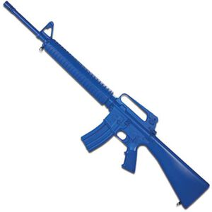Rings Manufacturing BLUEGUNS Colt AR15 A2 Rifle Replica Training Aid Blue FSAR15