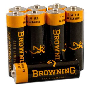 Browning AA Alkaline Batteries 8 Pack BTC 8AA