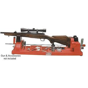 Gun Vise Red